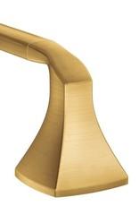 "Moen Voss 24"" Towel Bar Brushed Gold"
