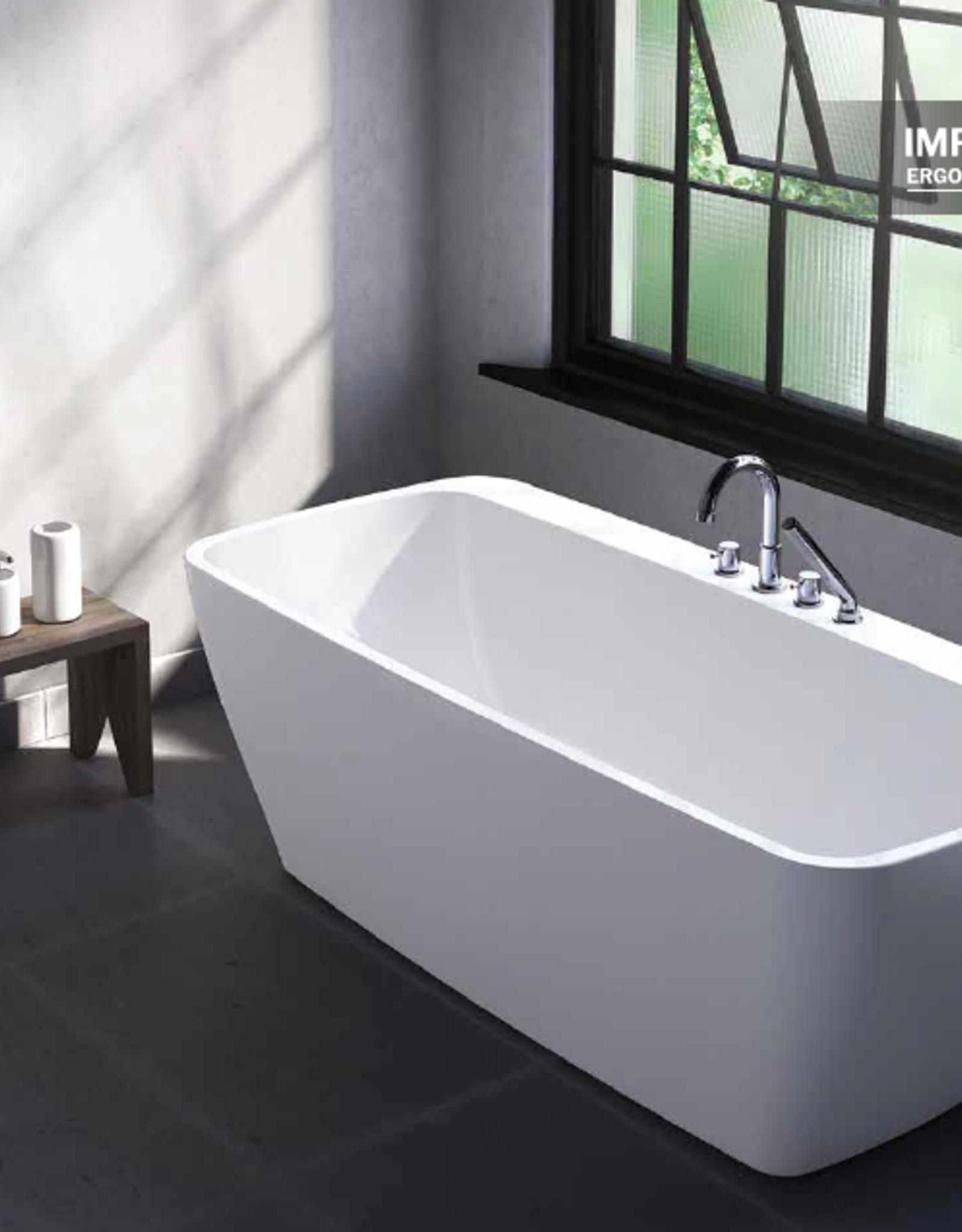 Fleurco Waltze Grande Freestanding Tub