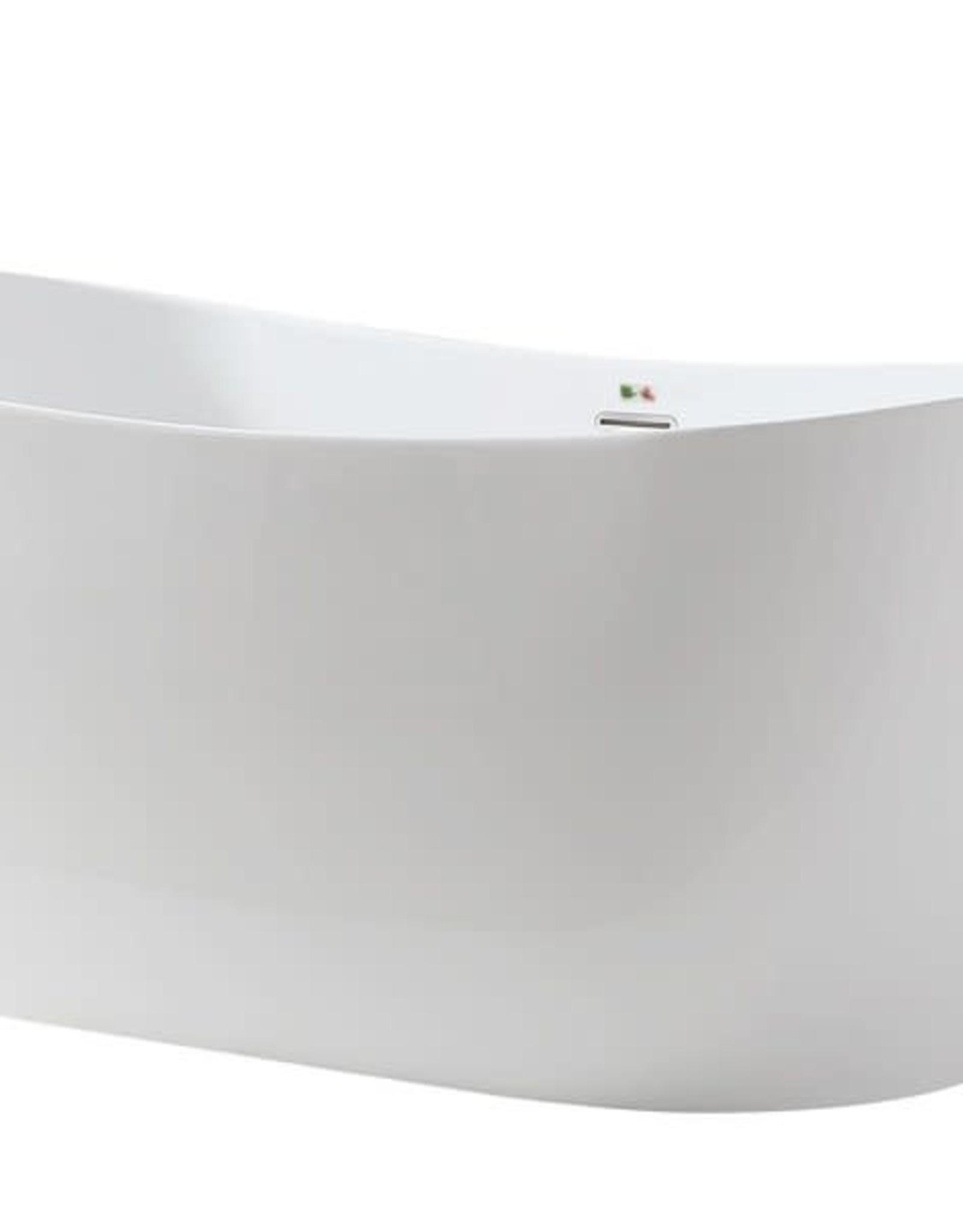 "Bagno Italia Bagno Italia Bellagio 60"" Freestanding Tub"