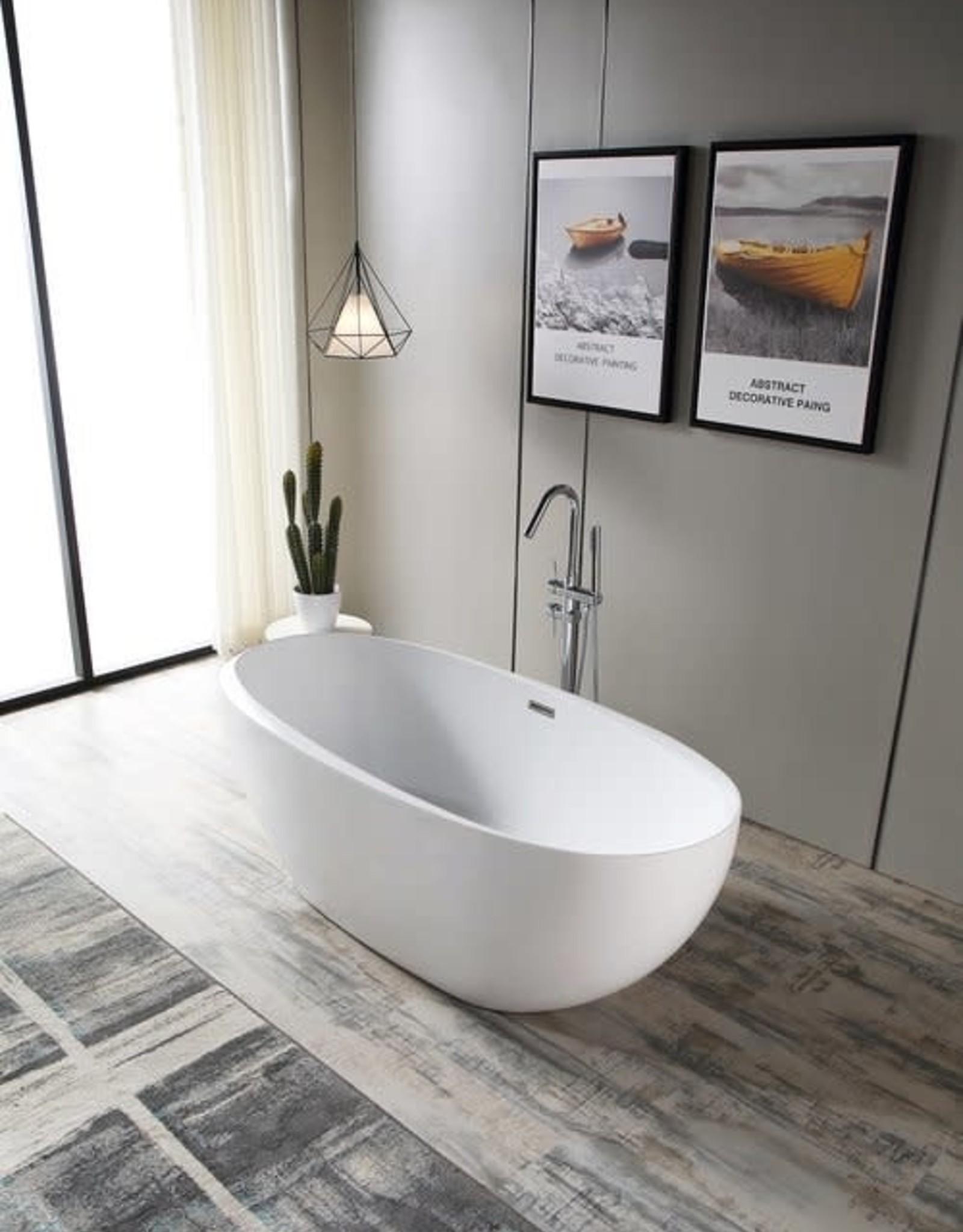 """Bagno Italia Bagno Italia Cosmo 67"""" Freestanding Tub"""