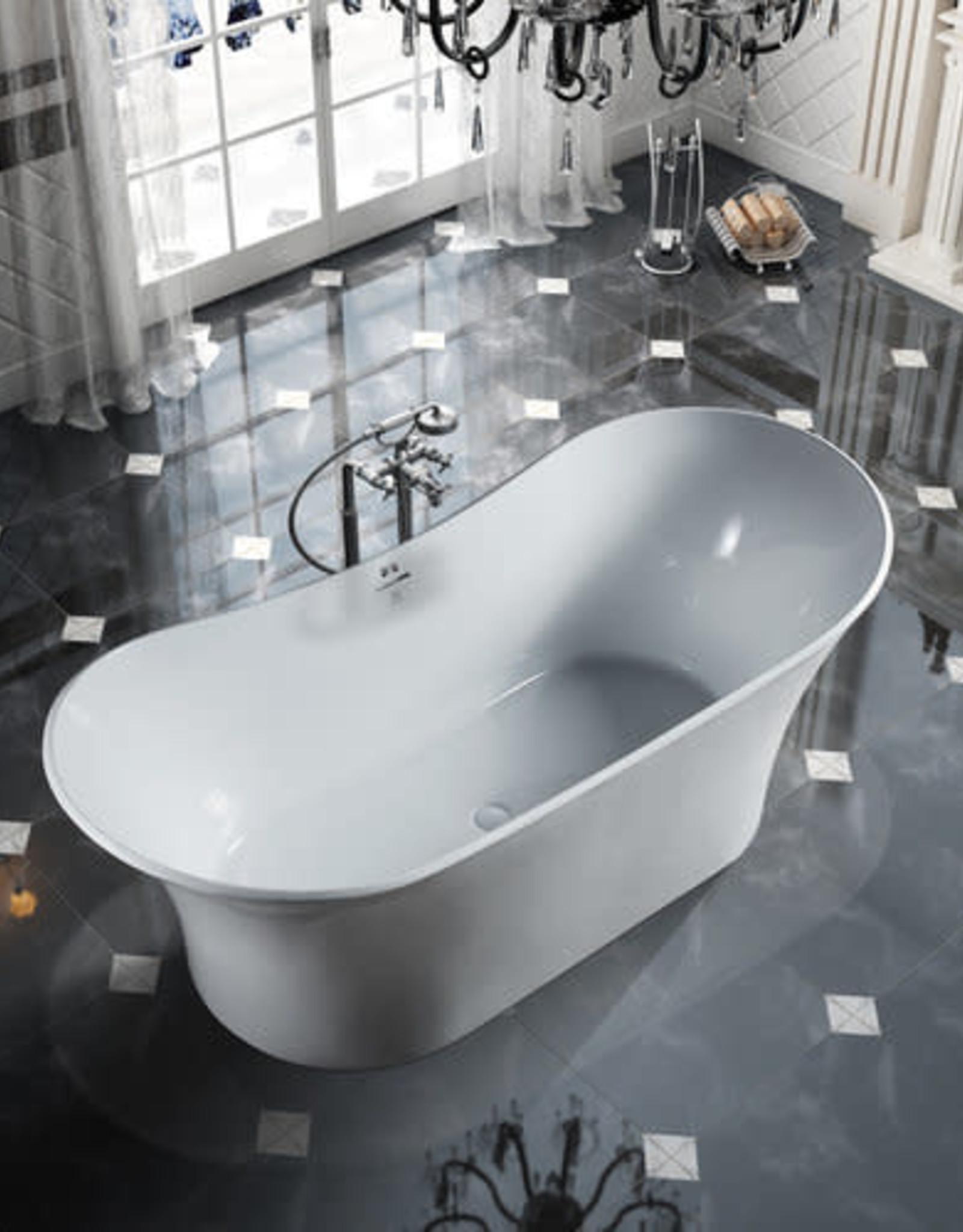 "Bagno Italia Bagno Italia Hudson 71"" Freestanding Tub"
