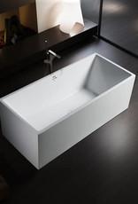 """Bagno Italia Bagno Italia Piazza 59"""" Freestanding Tub"""
