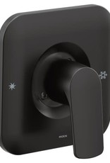 Moen Moen Rizon Posi-Temp Matte Black Trim