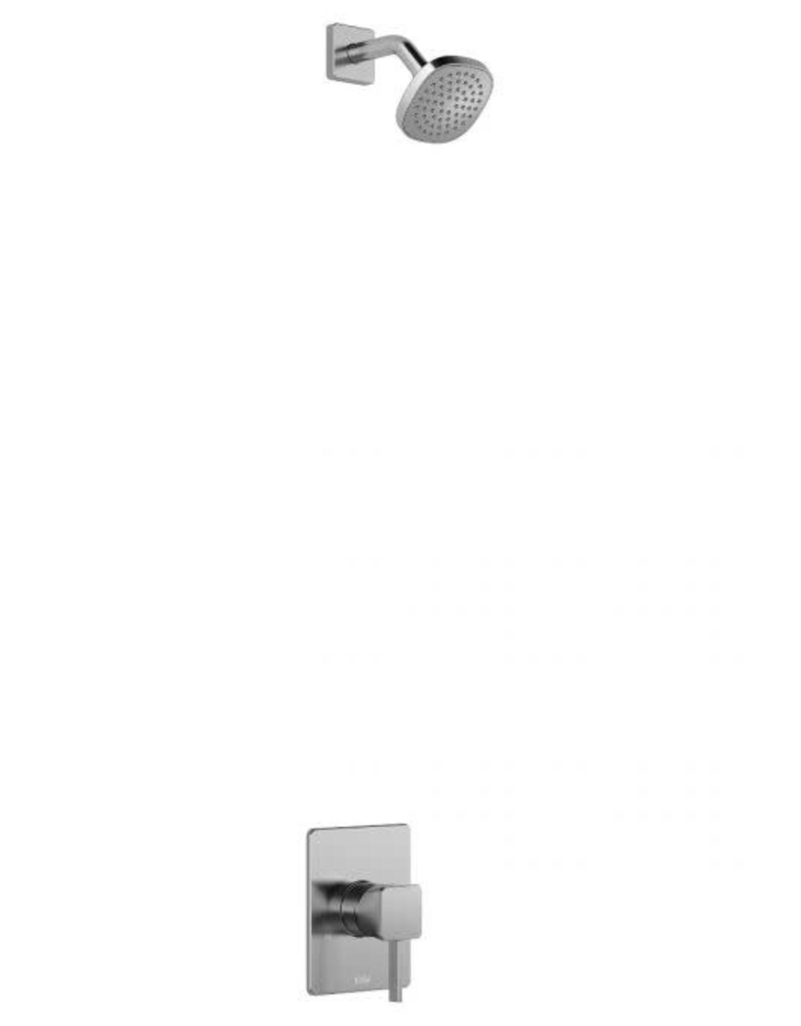 Kalia Kalia Sobrio PB5- Showerhead- Chrome