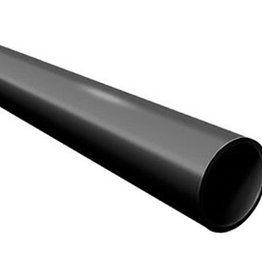 "2"" X 12' ABS SOLID WALL PIPE"