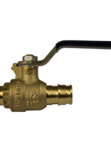 "1/2"" Cold Expansion Brass Ball Valve"