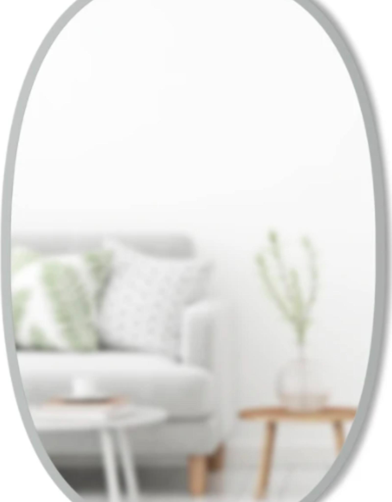 Umbra Umbra Hub Oval Mirror