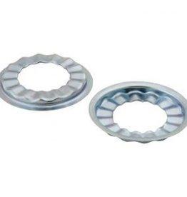Master Plumber Steel Flat Pattern Basin Crowsfeet, 2 Pack