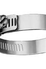 """Stainless Steel Gear Clamp 3/8"""" - 25/32"""""""