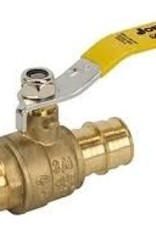 "3/4"" Cold Expansion Brass Ball Valve"