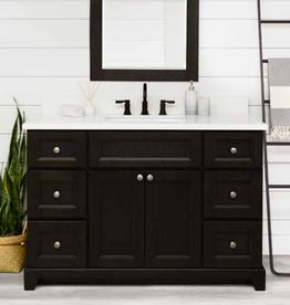 "Stonewood Premium 60"" Single Bowl Vanity, Top and Sink"