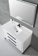 Bagno Italia Bagno Italia Windsor Vanity w/ White Quartz Top