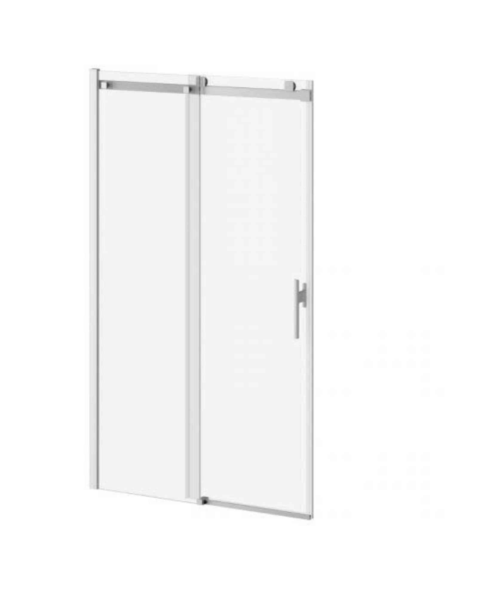 Kalia Kalia Koncept Evo Shower Door Chrome/Clear 48""