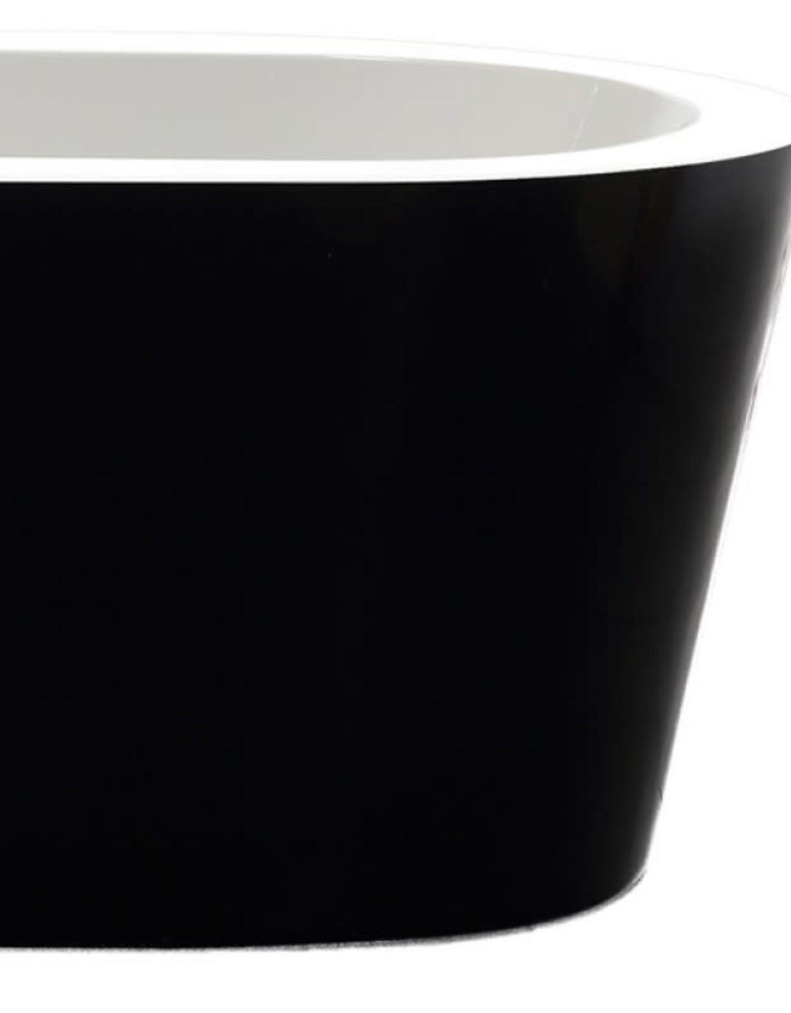 """Bain Signature Bain Signature Antonio 71"""" Freestanding Tub- Matte Black"""