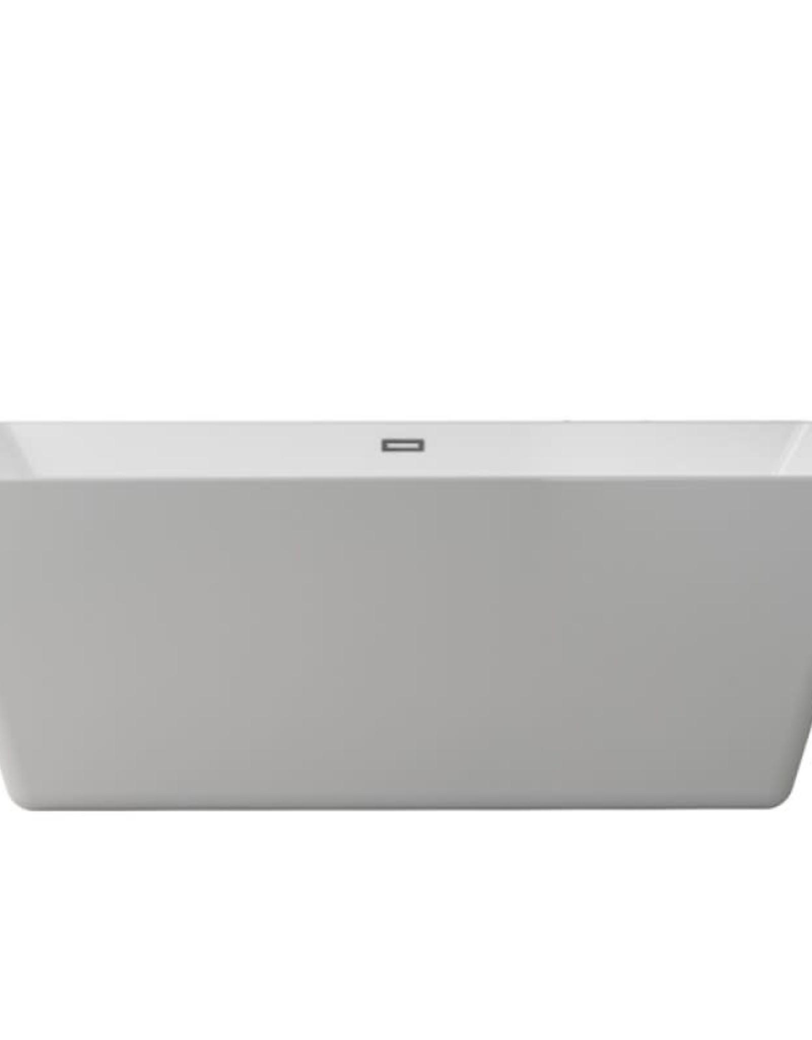 """Bain Signature Bain Signature Carine 67"""" Freestanding Tub"""