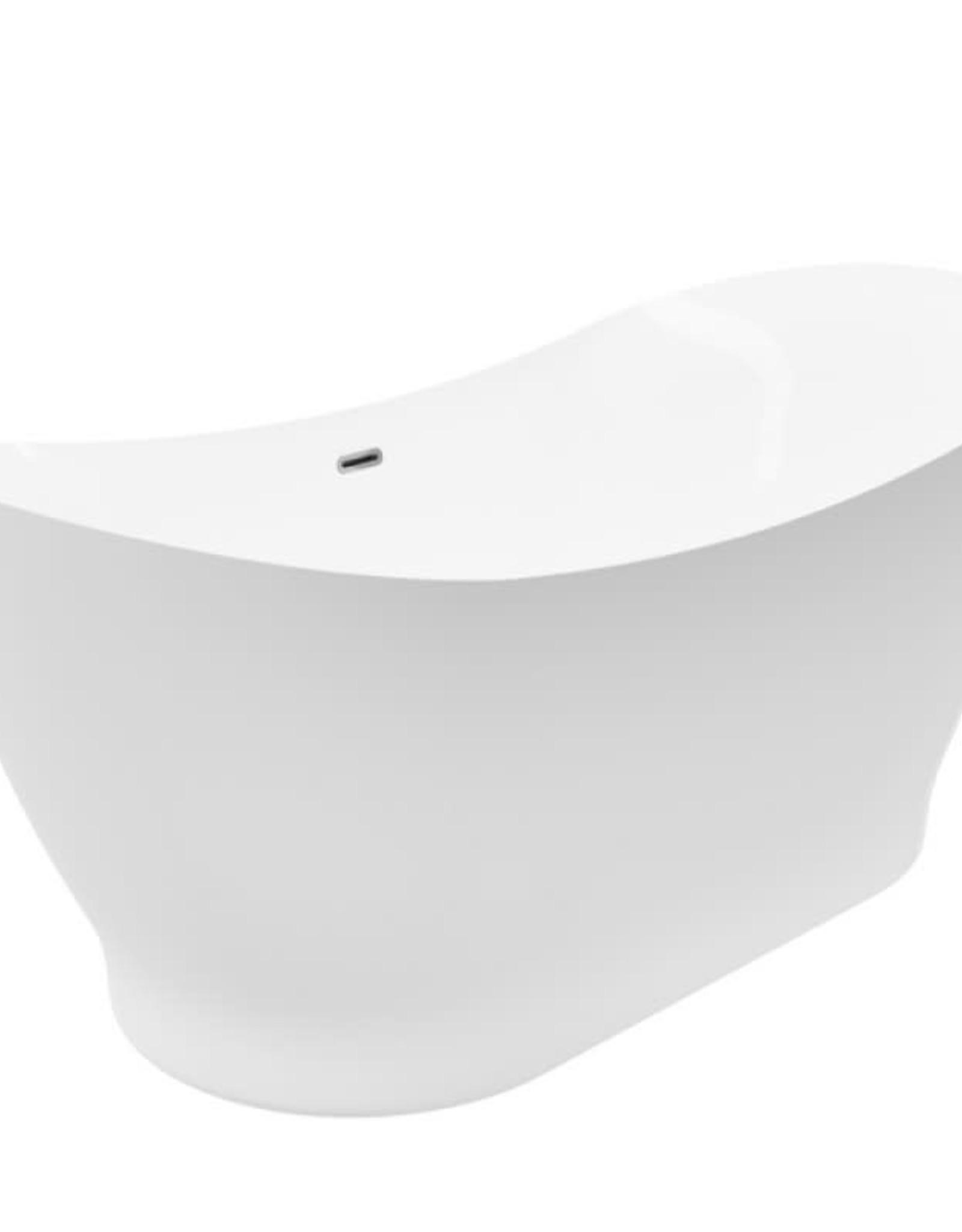 "Bain Signature Bain Signature Naya 66"" Freestanding Tub"