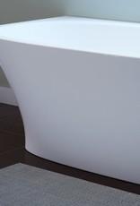 "Bain Signature Bain Signature Vela 67"" Freestanding Tub"