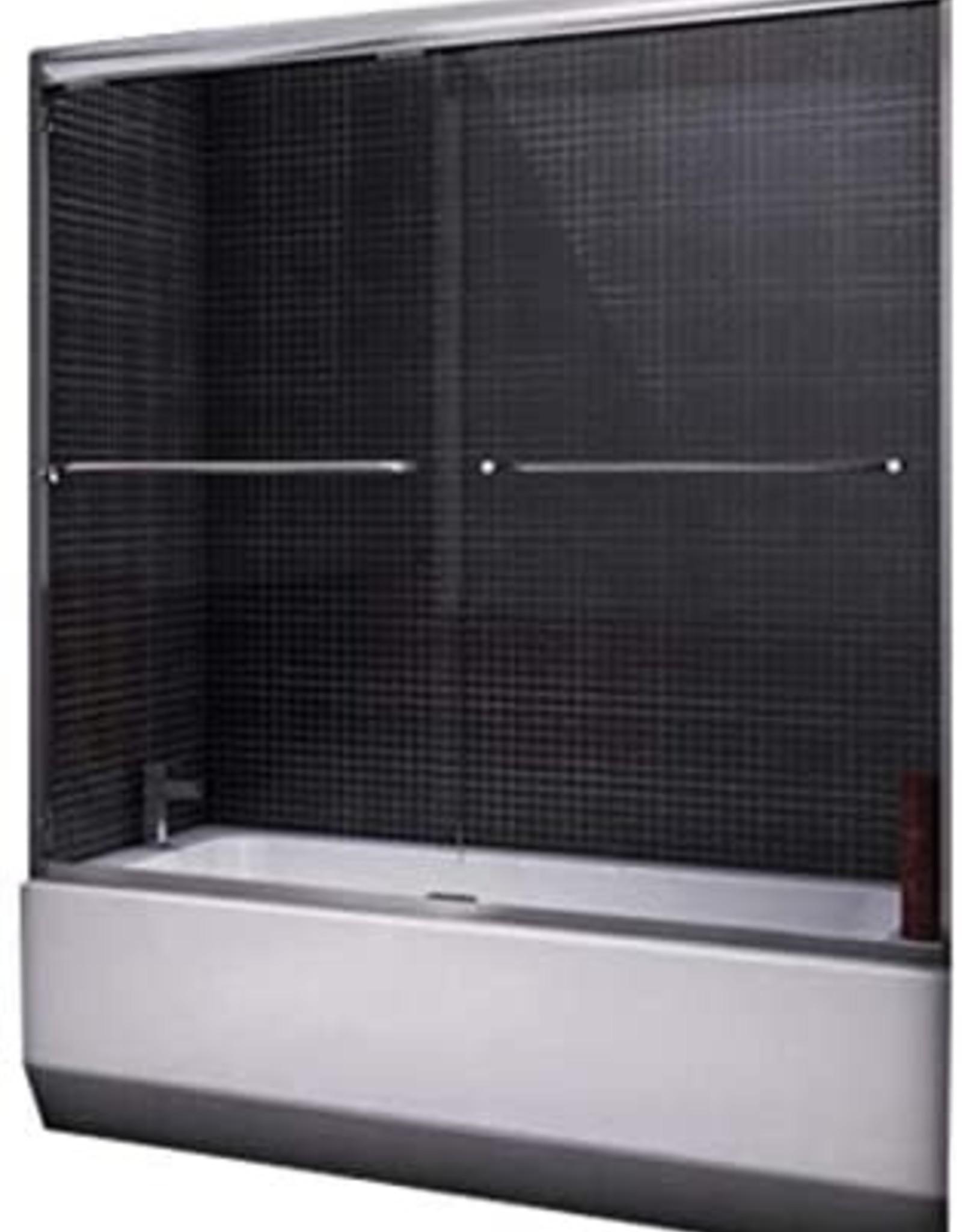 """Fleurco Fleurco Cordoba Tub Enclosure 56"""" Door"""