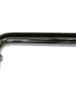 """Chrome Plated 1-1/4"""" Extended P-Trap"""