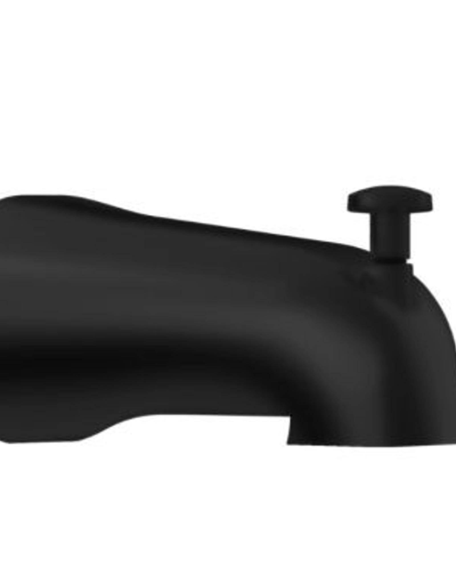 Kalia Sobrio PB6- Hand Shower w/ Diverter Tub Spout- Matte Black