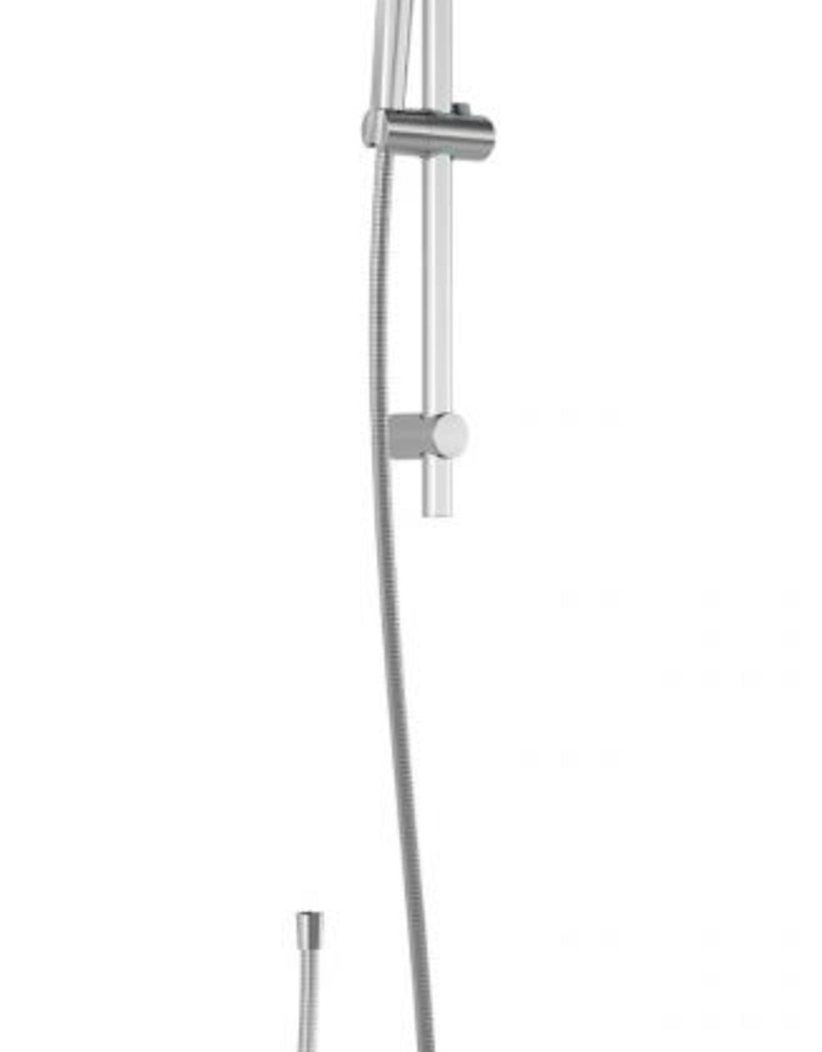 Kalia Kalia Basico PB6- Hand Shower w/ Diverter Tub Spout- Chrome
