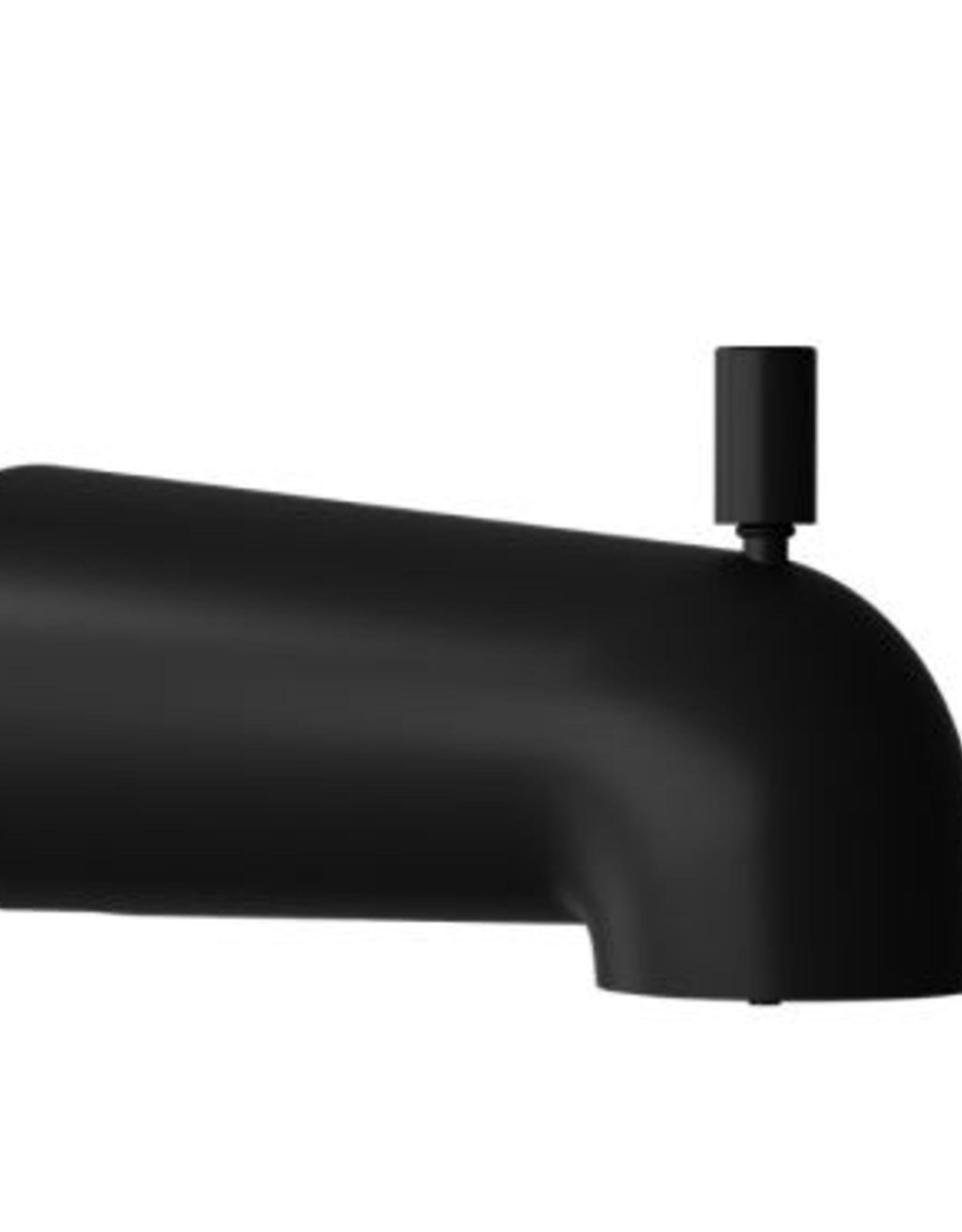 Kalia Kalia Basico PB6- Hand Shower w/ Diverter Tub Spout- Matte Black