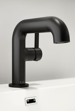 Kalia Kalia Basico Single-Hole Lav Faucet w/ Drain- Matte Black