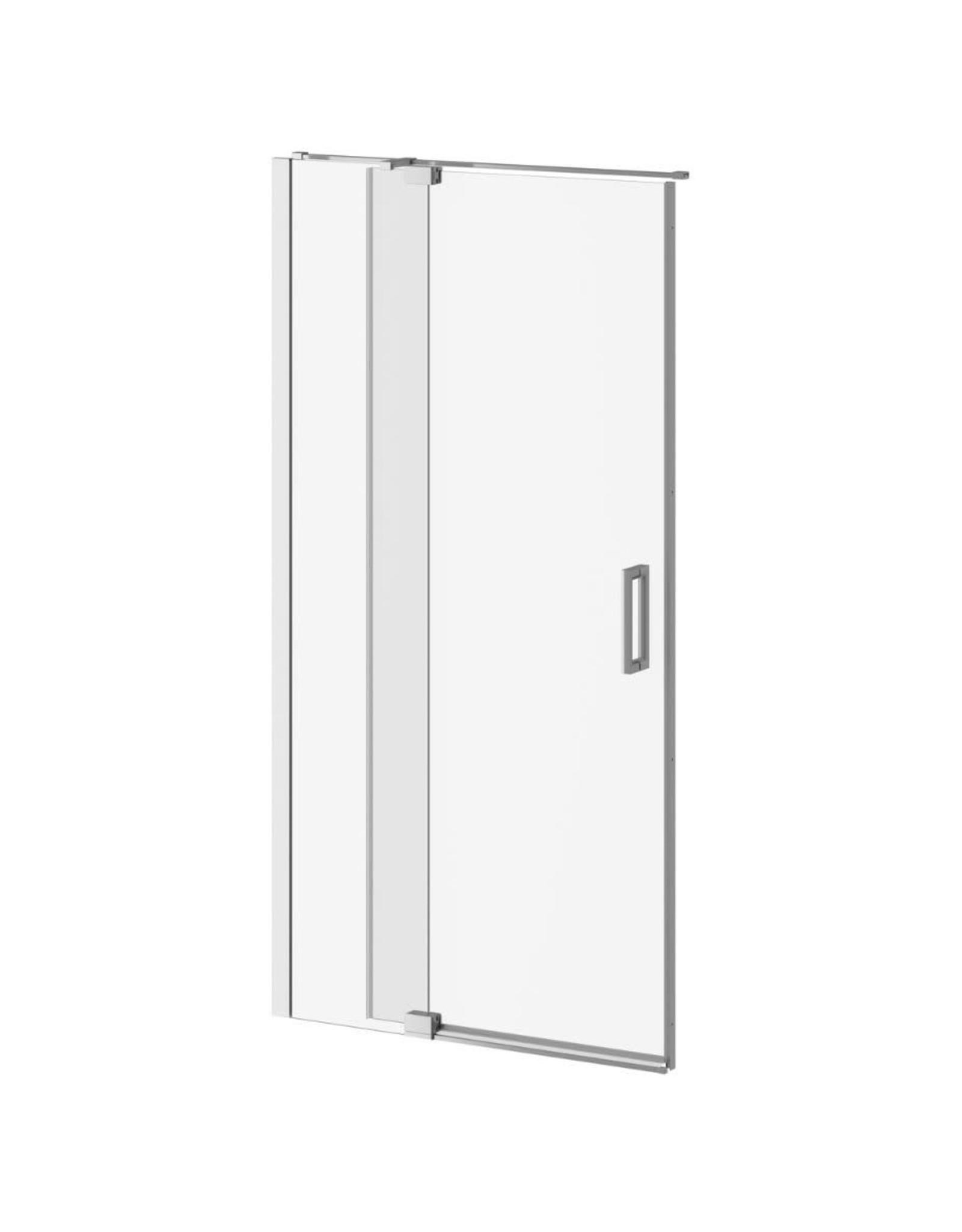 """Kalia Kalia Distink 42"""" Chrome Pivot Door"""