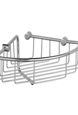 LalOO Laloo Triangle Wire Corner Basket