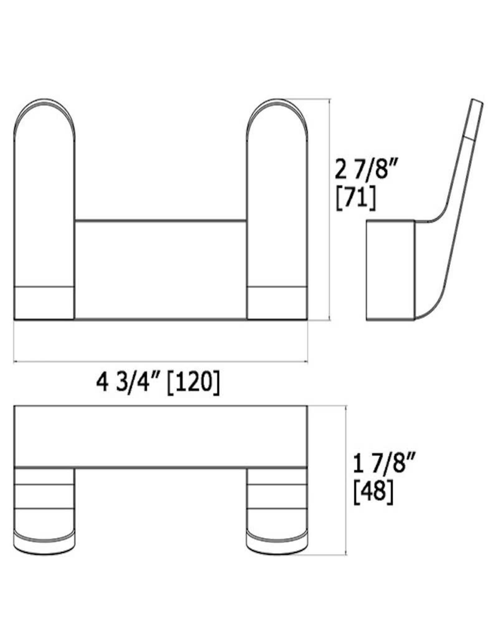 LalOO Laloo Double Hook- 7116