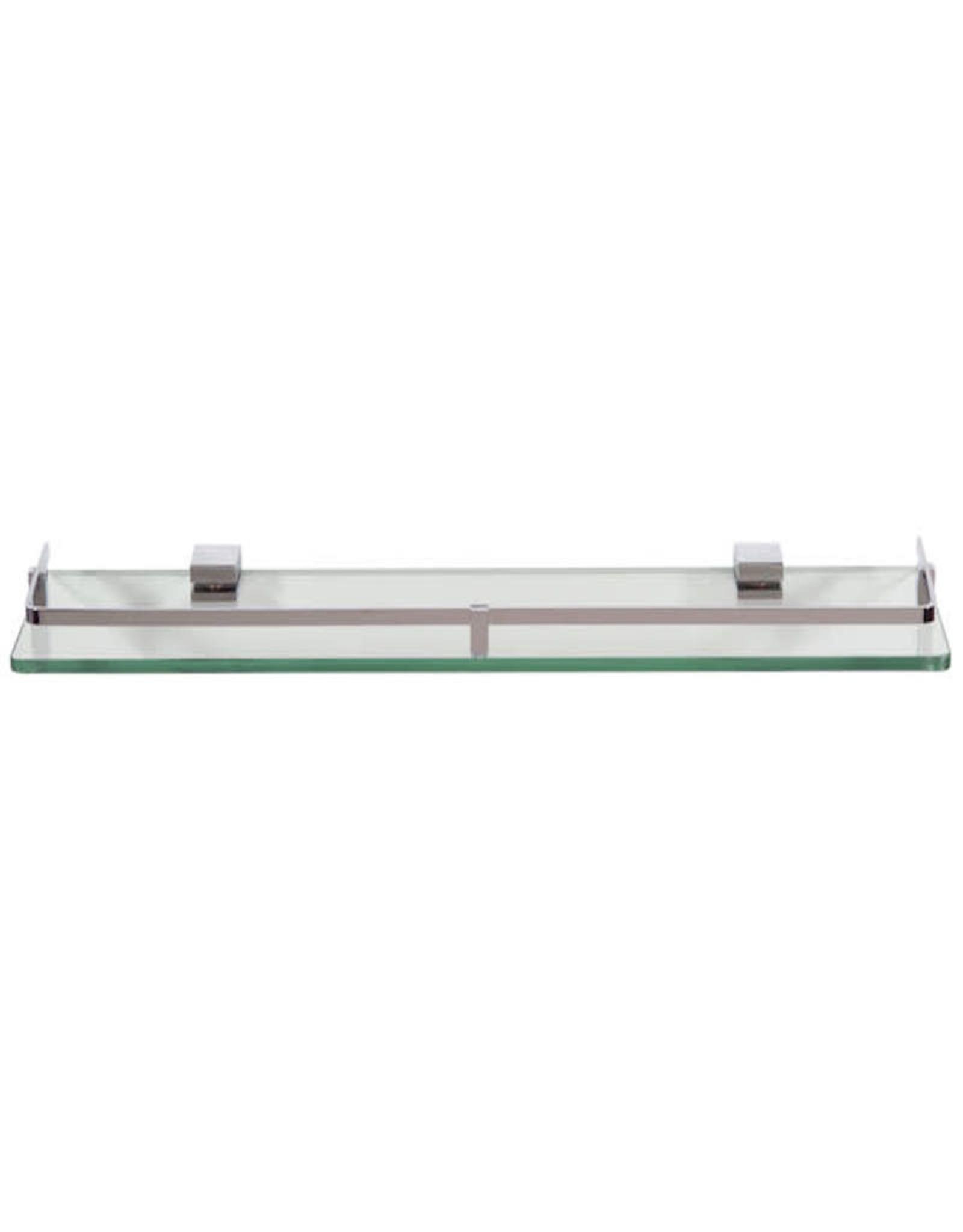 LalOO Laloo Karre II Single Glass Shelf