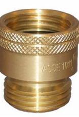 Garden Hose Brass Vacuum Breaker