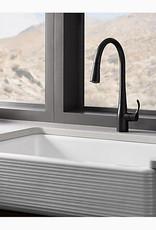 Kohler Kohler Simplice Matte Black Pull-Down Faucet