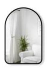 "Umbra Umbra Hub Arched Mirror 24""x36"""