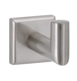 Taymor Taymor Naples Single Robe Hook Satin Nickel