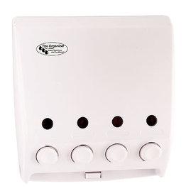 Taymor Taymor 4-Pump Soap Dispenser