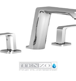 "Tenzo Tenzo Quantum 8"" Lav Faucet Chrome"