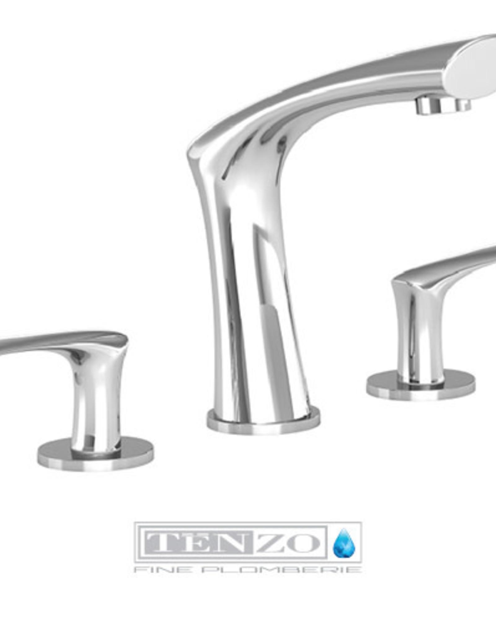"Tenzo Tenzo Fluvia 8"" Lav Faucet Chrome"