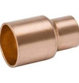 "1"" x 1/2"" Copper Reducing Coupling"