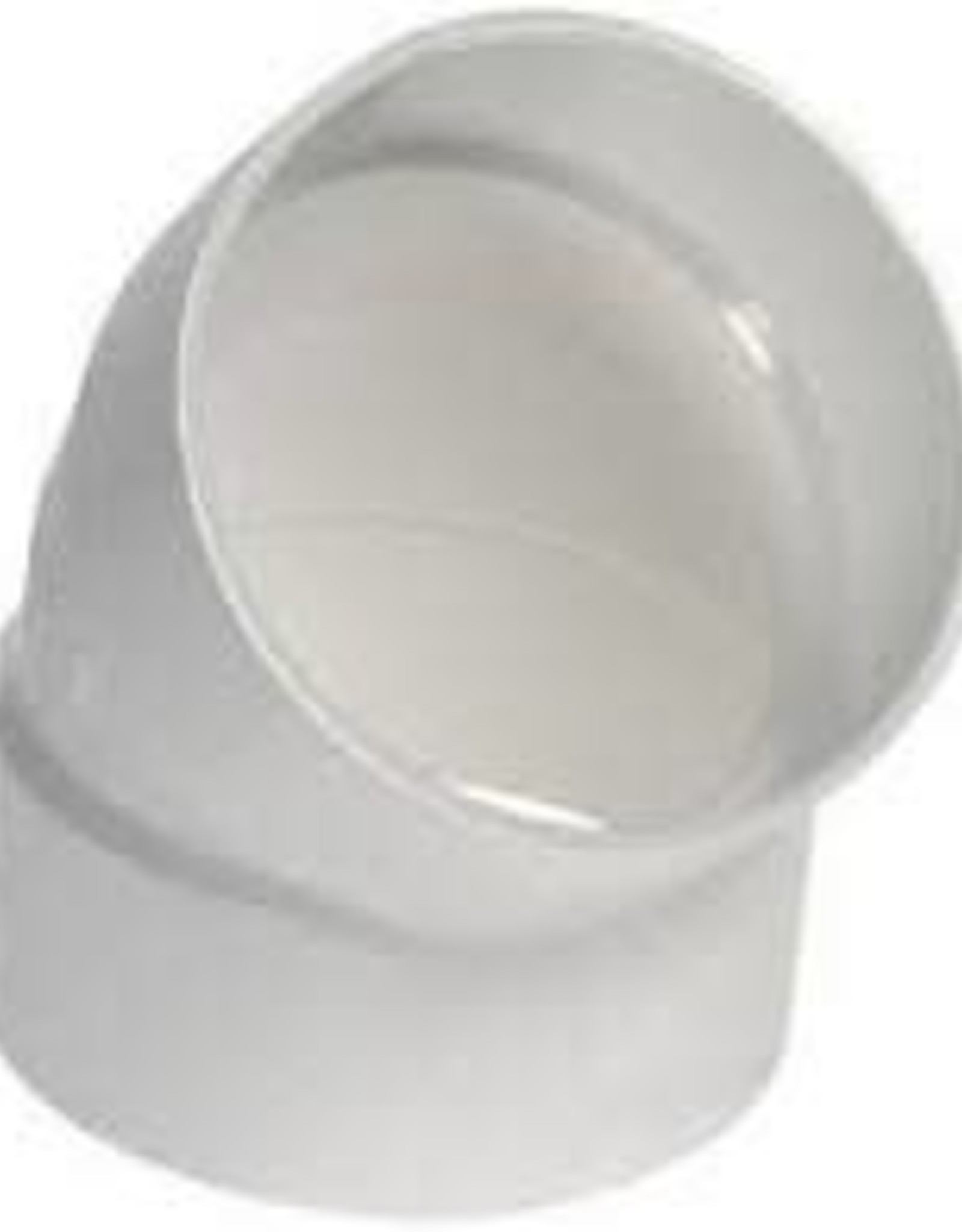 """4"""" PVC SEWER 45' ELBOW"""