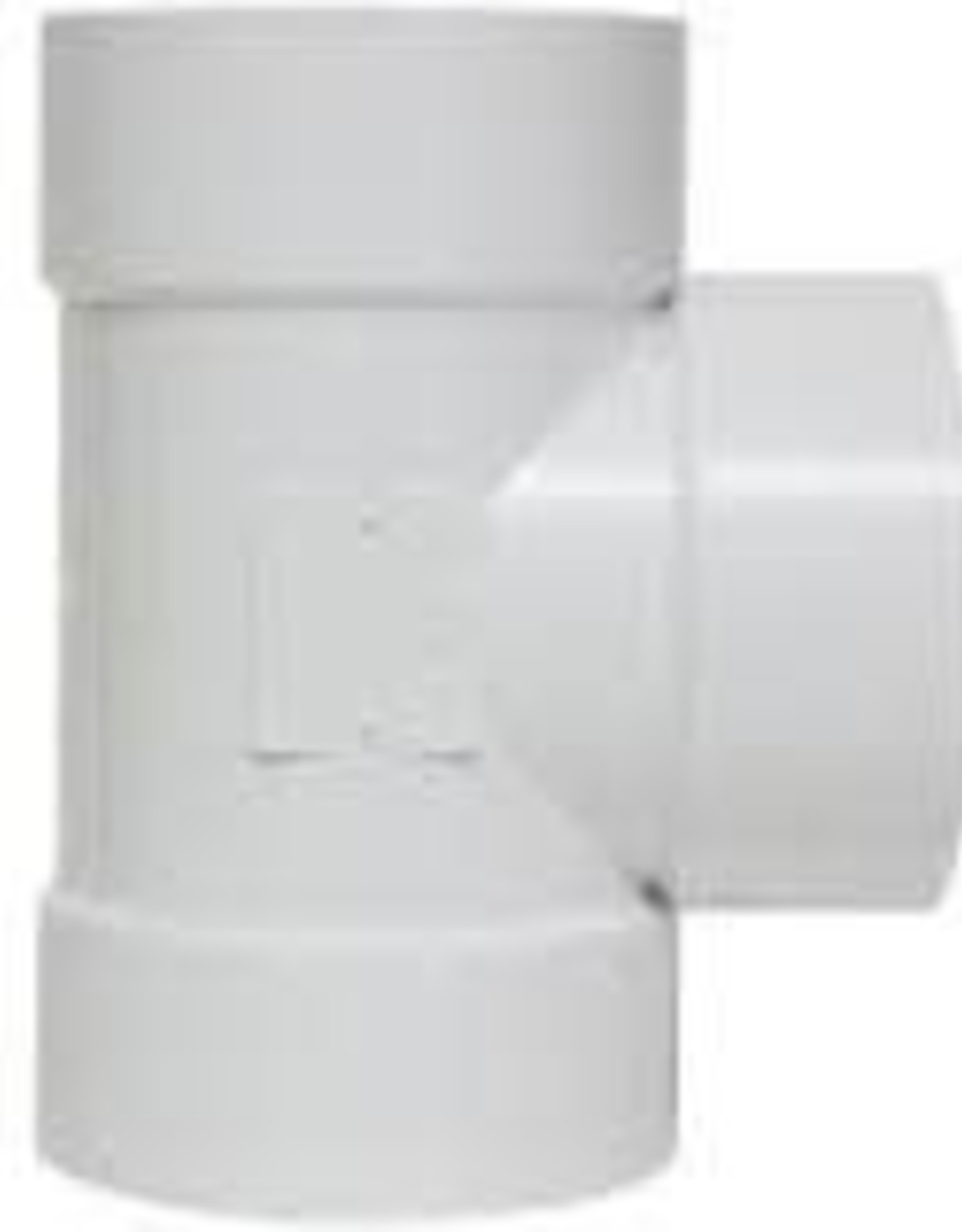 """4"""" PVC SEWER TEE- BDS"""