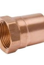 "3/4"" Copper x 1/2"" FIP"