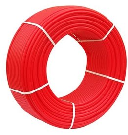 """3/4"""" x 100' PEX PIPE RED"""
