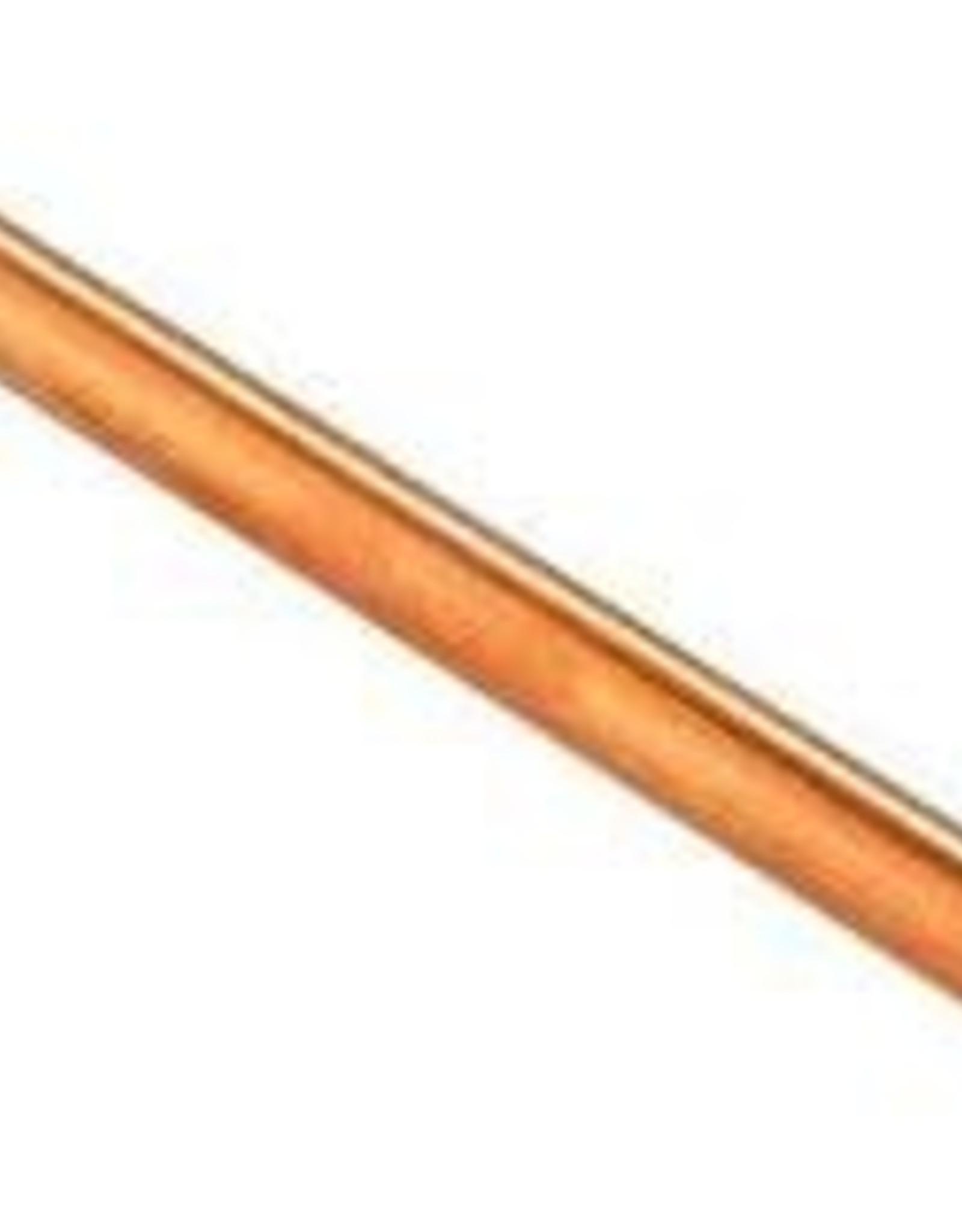 """3/4"""" Copper Pipe x 1'"""