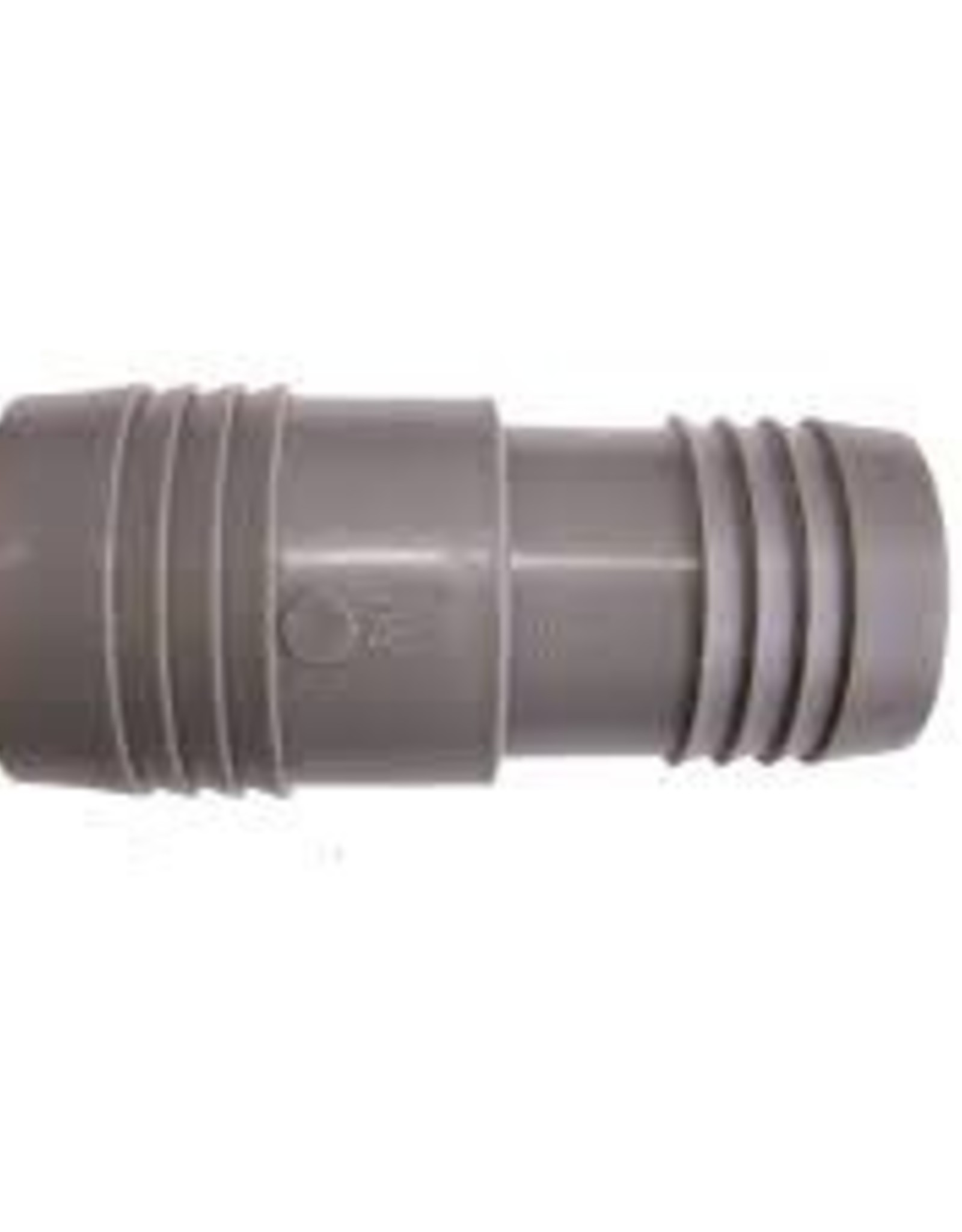 """1-1/2"""" x 1-1/4"""" Reducing Poly Insert Coupling"""