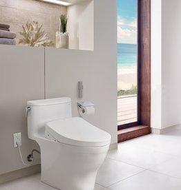 Toto Toto Nexus 1pc Toilet w S500E Washlet Seat