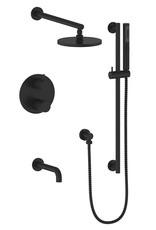 Vogt Vogt Drava 3-Way Thermostatic Shower System