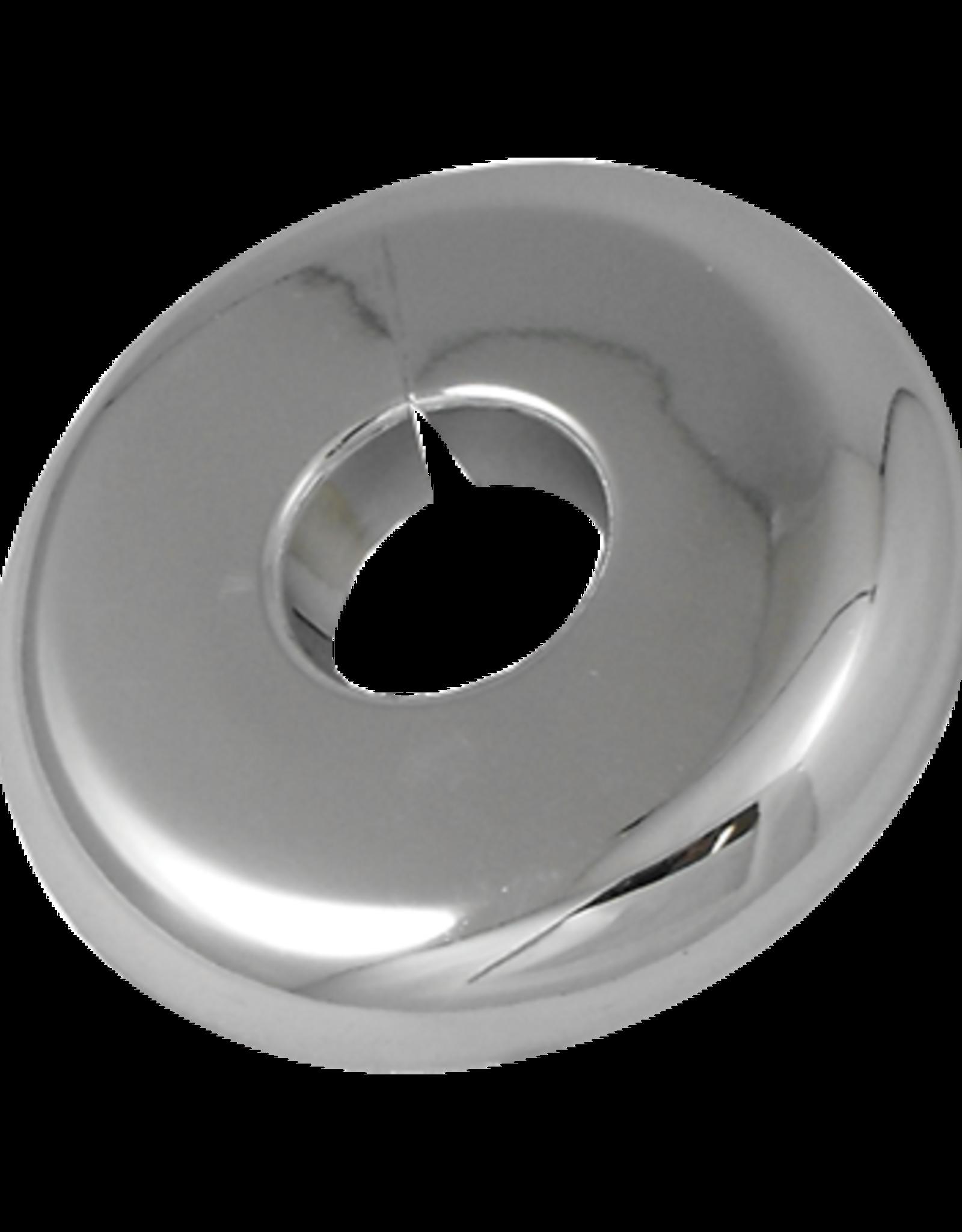 """1-1/4"""" Chrome Split Escutcheon"""
