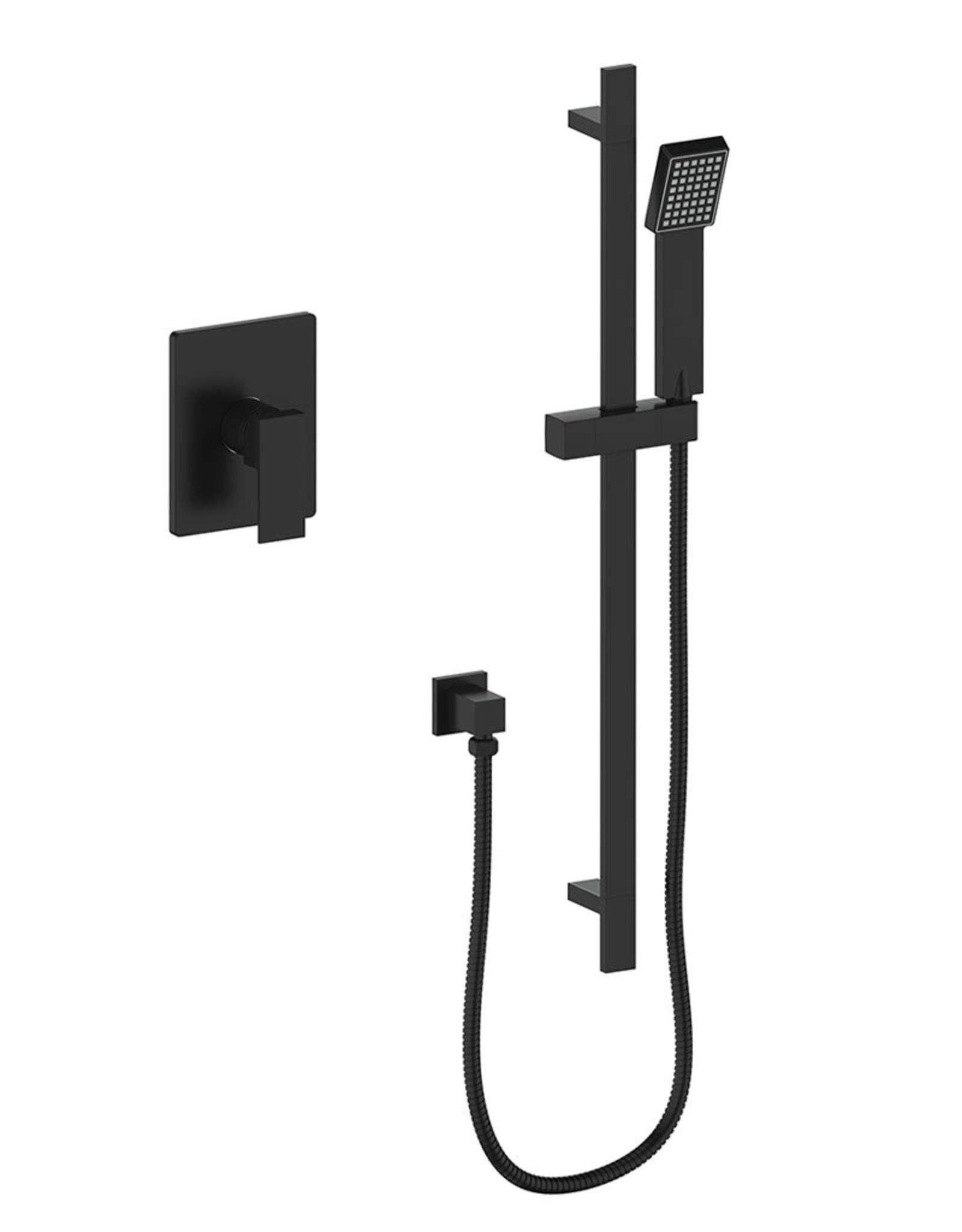 Vogt Vogt Kapfenberg 1-Way Pressure Balance Shower Kit- Handheld