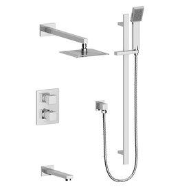 Vogt Vogt Kapfenberg- 3-Way Thermostatic Shower Kit